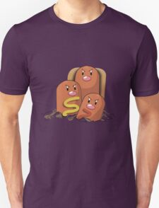 Hotdog-Trio T-Shirt