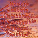 Gods Words to kate...... by Pagly4u