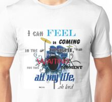 IN THE AIR TONIGHT Unisex T-Shirt