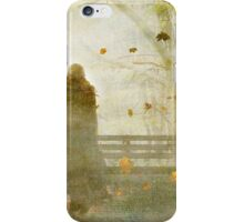Don't look back ... iPhone Case/Skin