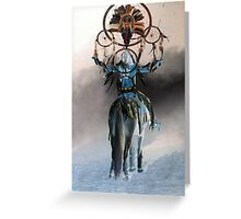 DREAMCATCHER Greeting Card