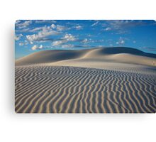 Super Dune Canvas Print