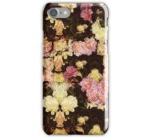 Floral & Fading iPhone Case/Skin