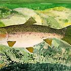 Rainbow trout  by Heberto   G. Cavazoz