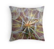 '' Dandelion  II   '' Throw Pillow