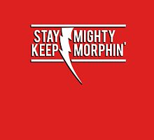 Stay Mighty, Keep Morphin' Unisex T-Shirt
