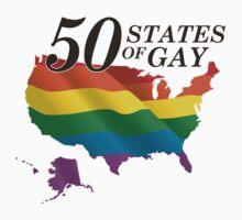 50 States of Gay by warrentalbot