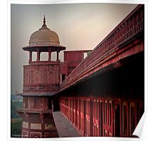 Stronghold - Agra Fort Poster