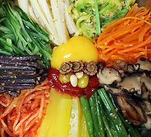 Bibimbap by Jenny Hall