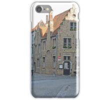 Gruuthuse Hof, Bruges, Belgium iPhone Case/Skin