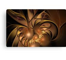 Chocolate Essence Canvas Print