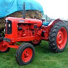 Old Tractor Nuffield by Feesbay