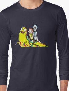 Rick and Morty Long Sleeve T-Shirt
