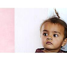 little stripes Photographic Print