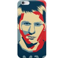 Leo Messi - Political Style iPhone Case/Skin
