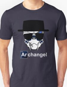 I am the Archangel (with white text) Unisex T-Shirt