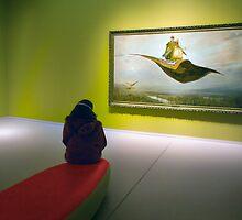 Flying carpets. by Farfarm
