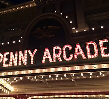 Penny Arcade by SarenaInDisney