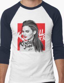 Kendall Jenner Men's Baseball ¾ T-Shirt