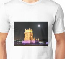 Belém Tower.Portugal Unisex T-Shirt