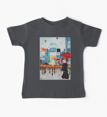 Wonder of Japan City Baby Tee