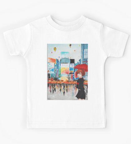 Wonder of Japan City Kids Tee
