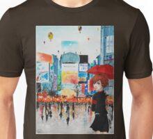 Wonder of Japan City Unisex T-Shirt