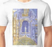 South Portal Mosteiro de Sta. Maria de Belém. Unisex T-Shirt