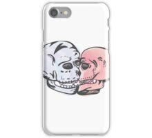Eternal Love Skulls iPhone Case/Skin