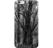 Scary Trees- Porter Scrub iPhone Case/Skin