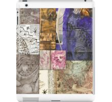 Journal pages iPad Case/Skin