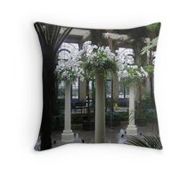 Longwood #3 Throw Pillow