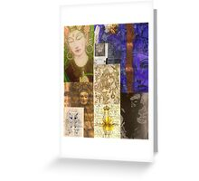 Icons 2 Greeting Card