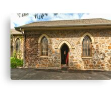 St. John's the Evangelist Anglican Church, Albany, WA. #3 Canvas Print