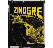 Monster Hunter- Zinogre Roar Design Yellow iPad Case/Skin