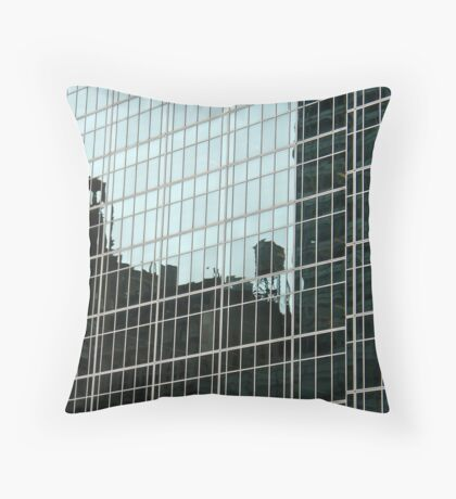 Reflection West Throw Pillow