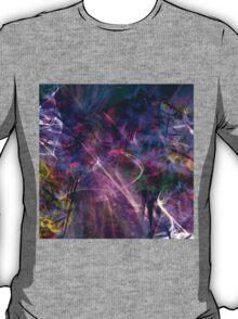 beautiful colorful abstract art T-Shirt