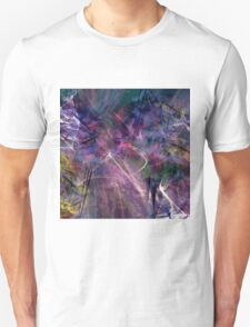 beautiful colorful abstract art T-Shirt