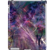 beautiful colorful abstract art iPad Case/Skin