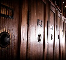 Lockers - Dachau by Boxx