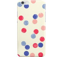 Watercolor Confetti iPhone Case/Skin