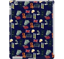 221B Baker Street version 2 iPad Case/Skin