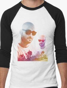Bello Bello Men's Baseball ¾ T-Shirt