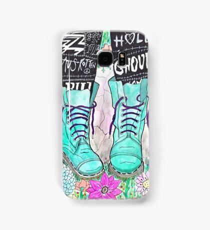 Punk Boots Samsung Galaxy Case/Skin