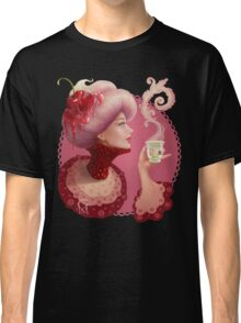 Tea and a Cupcake Classic T-Shirt
