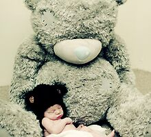 Big Ted, Little Ted by adellecousins