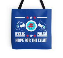 StarFox Zero: Hope for the Lylat Tote Bag