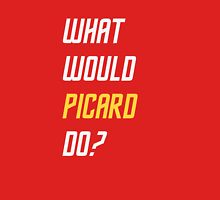 What would Picard do? T-shirt Unisex T-Shirt