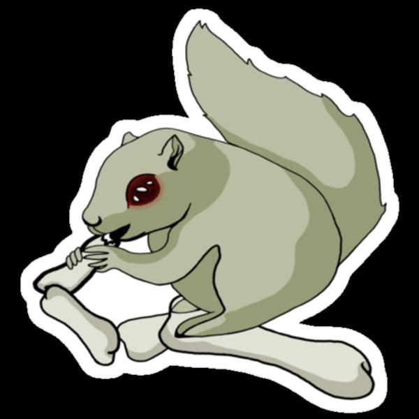 Death Squirrel by Neoran
