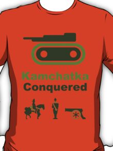Risiko Kamchatka T-Shirt